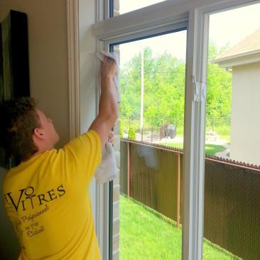 Lavage de vitres Rive Nord